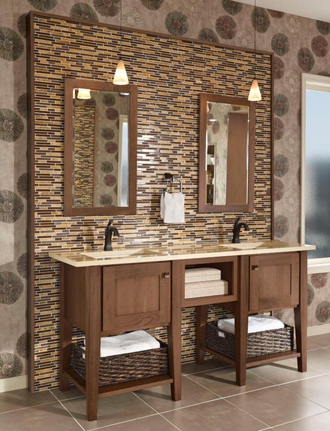 Lowell bathroom design